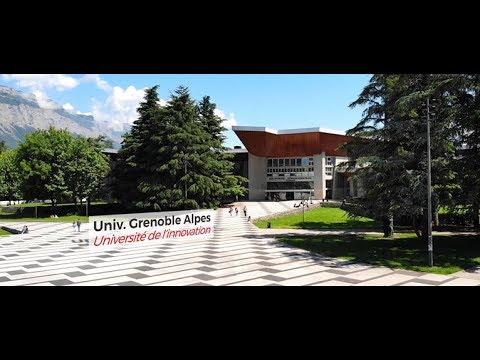Univ. Grenoble Alpes : Au Coeur Des Alpes