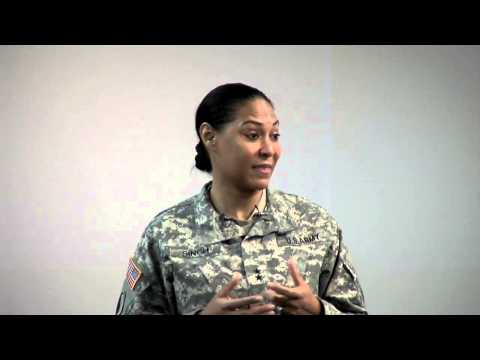 Top Maryland National Guard General shares her experiences at Black History Month Program