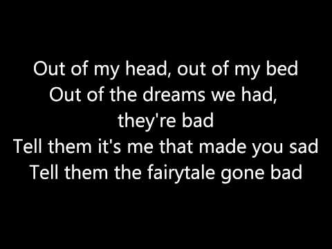 Fairytale Gone Bad - Sunrise Avenue Lyrics!