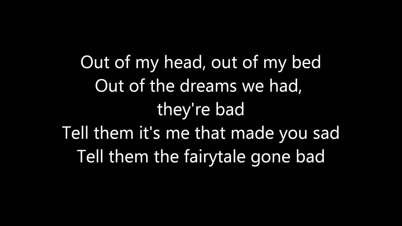 BAD COMPANY - GOOD LOVIN' GONE BAD LYRICS