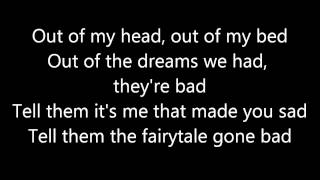 Скачать Fairytale Gone Bad Sunrise Avenue Lyrics
