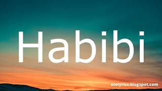 Enta Habibi Lyrics - Rahim Pardesi & Natalia Itani