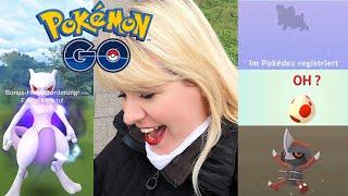 Crypto MEWTU gefangen, 12er Eier brüten I Pokémon GO deutsch Berlin #530