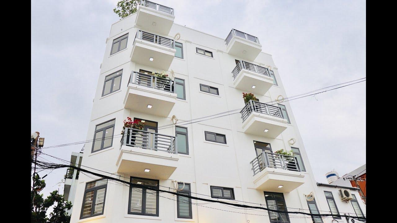 Nhà bán Gò Vấp l Bán khách sạn VIP 8.5 x 15m góc 2MT Nguyễn Oanh 4 lầu 17phòng - Đáng đầu tư 13.7 tỷ
