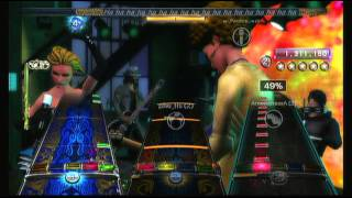 Rock Band 3 - Nightmare - Avenged Sevenfold - Full Band