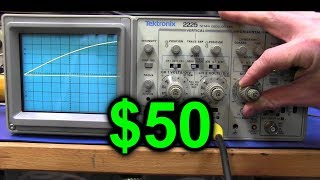 EEVblog #1022 - How To Find A $50 Oscilloscope On Ebay - REDUX