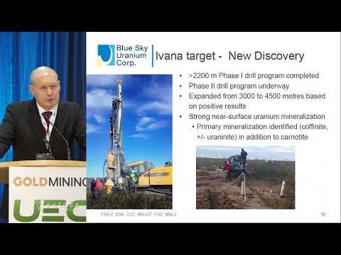 Leading Uranium Discovery in Argentina -  Blue Sky Uranium