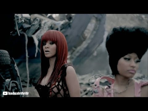 Rihanna (Feat. Nicki Minaj, David Guetta) - Fly Titanium