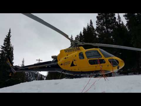 Silverton Mountain Heli Adventure 2017