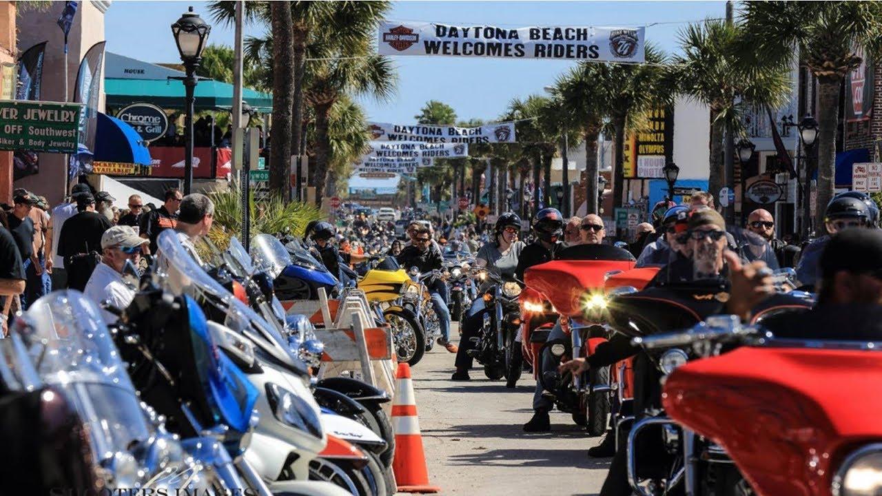 Biketoberfest 2017 Daytona Beach Orlando Miami