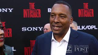 Deon Taylor And Roxanne Avent On Their New Film The Intruder