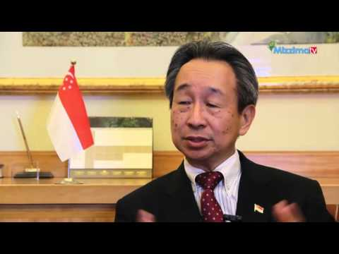 Exclusive Interview with Singapore Ambassador mp3