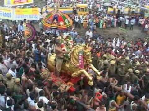 Azhagar Vararur (Azhagar is coming!)