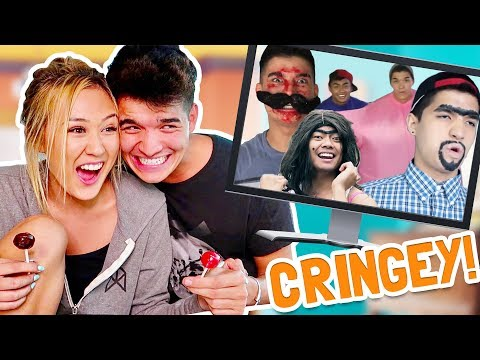 REACTING TO OLD WASSABI VIDS!