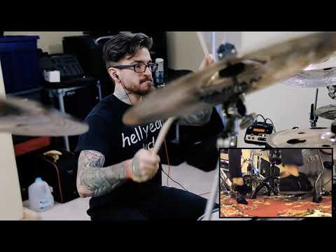 ROADKILL - Arkaik Drum Cam Footage.