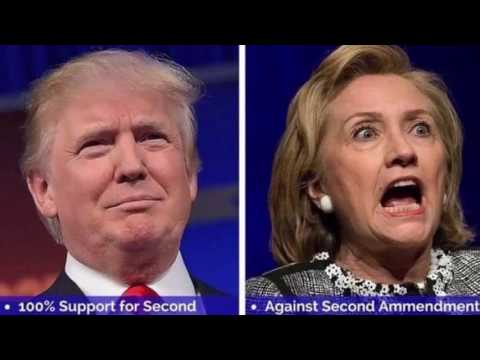 Presidential Polls|Clinton criticized Trump