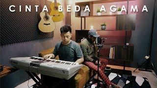 CINTA BEDA AGAMA - Vicky Salamor - Yan Josua & Rusdi Cover