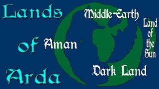 Lands of Arda: The World of Lord of the Rings Video