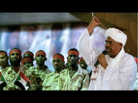 Sudan's Bashir Threatens War Against South Sudan