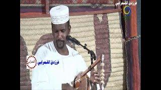 حافظ الباسا ورائعة النعام أدم (مقسوم لي مقدر) - لمة برش 2018