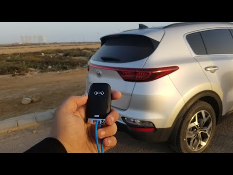 Kia Sportage 2020 Specs & Features In Pakistan