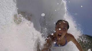 BEST BIRTHDAY EVER PART 1 - HAWAII VLOG 9 - KARLIE THOMA