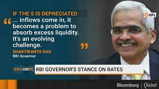 RBI Governor Sees Positives for India Economy