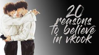 20 REASONS TO BELIEVE IN VKOOK | TAEHYUNG & JUNGKOOK  (2/2)