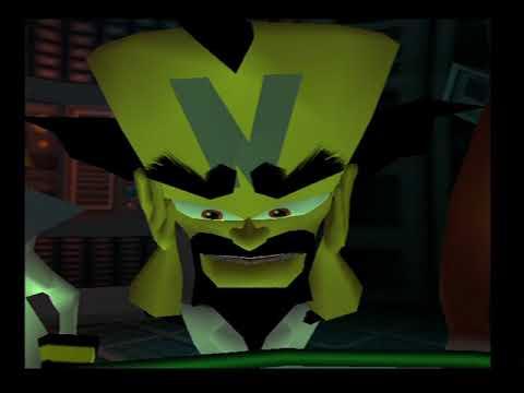 Crash bandicoot: The Wrath of Cortex Nederlands Walktrough part 1