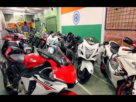 SUPER BIKES IN CHEAP PRICE | Mumbai | DOCKYARD |Hidden Market