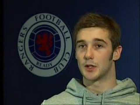Kevin Thomson interview