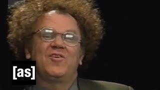 Video Tickling Myself | Check It Out! With Dr. Steve Brule | Adult Swim download MP3, 3GP, MP4, WEBM, AVI, FLV Mei 2018