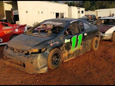 #TeamKMOD 11-26-17 Casey Shane at Cherokee Speedway