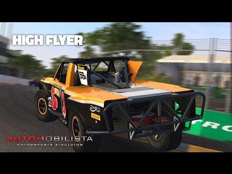 Automobilista: High Flyer (Super Trucks @ Adelaide)