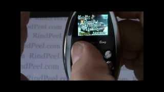 Telefono Movil en Forma de LLave de Mercedes, dual sim, camara de fotos
