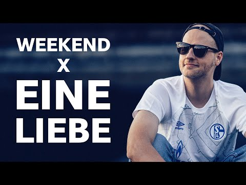 Schalke 04 cooperated with local Rapper weekend to present their new kits in a song