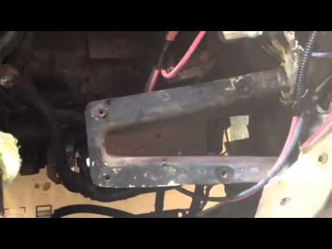 2002 PT Cruiser Starter Replacement Made Easiet YouTube