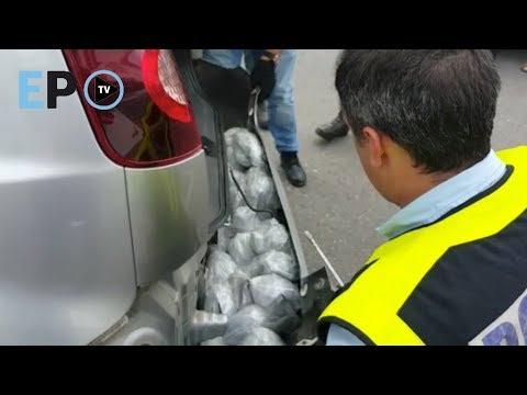 Gran operación antidroga en Lugo: más de una tonelada de hachís incautado y 56 detenidos