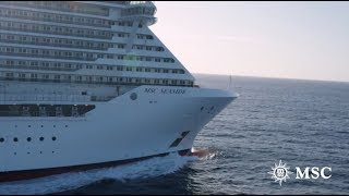 Our special guests discovered why MSC Seaside is the place to be. R...