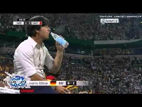 Mario Goetze Goal Against Austria - Magic