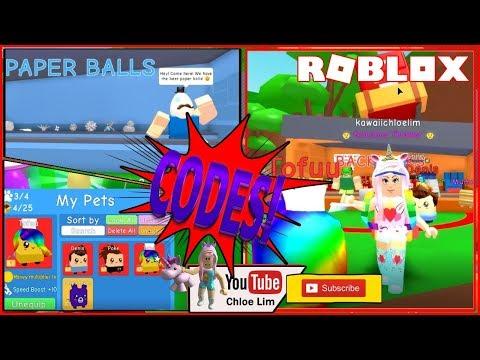 Roblox Paper Ball Simulator Gamelog - May 13 2019 - Blogadr! Free