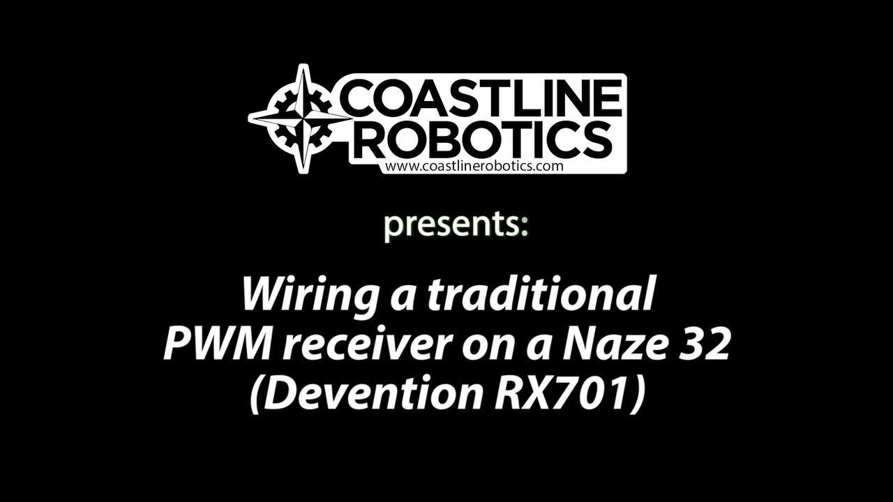 wiring devention rx701 to naze 32