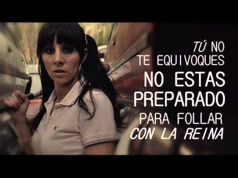 Mala Rodríguez 33 Lyric Video Official