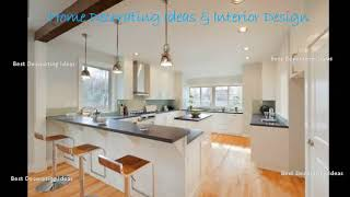 ز على شكل أفكار تصميم المطبخ | أفكار مفيدة و تخطيطات لخلق المنزل العصري التعريفي &