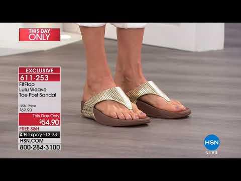 HSN | FitFlop Footwear 05.30.2018 01 PM