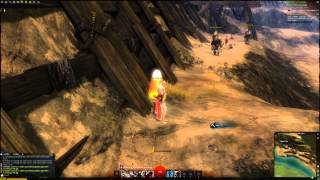 Guild Wars 2 Halloween Part 1 and a half: Out and about, Halloween while leveling