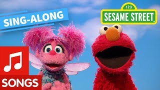 Sesame Street: I Can Sing Lyric Video | Elmo's Sing Along Series