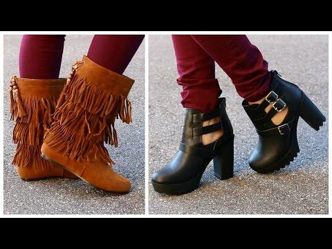 Fall & Winter Shoe Haul + Win FREE Shoes!