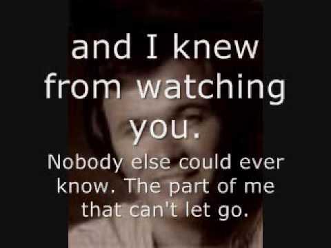 Everything I own-David Gates (with lyrics)
