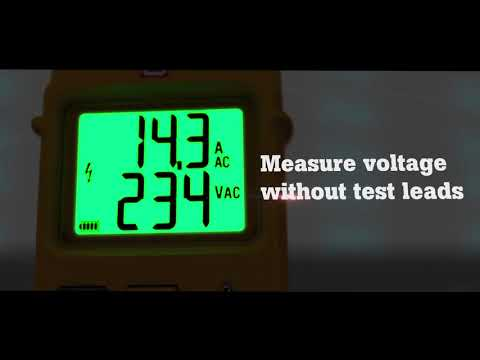 Fluke T6 Electrical Testers with FieldSense Technology